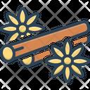 Cinnamon Thin Chinese Cinnamon Icon