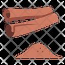 Cinnamon Spice Food Icon