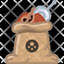 Cinnamon Sack Orient Icon