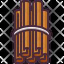 Cinnamon Cinnamon Roll Dried Fruit Icon