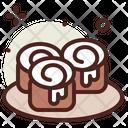 Cinamon Rolls Icon