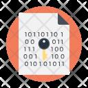 Cipher Encryption Algorithm Icon