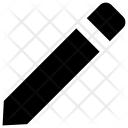 Circle Compose Draw Icon