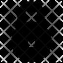 Circle Lock Privacy Icon