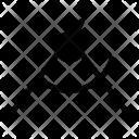 Circle Design Protractor Icon