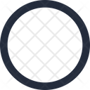 Shape Circle Icon