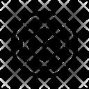 Circle Arrow Round Icon