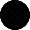 Circle Shape Icon