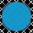 Circle Sign Round Icon