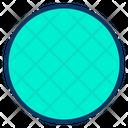 Round Shape Tool Icon