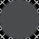 Round Shape Design Tool Icon