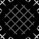 Circle Round Arrow Icon