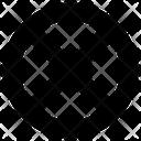 Circle Cross Delete Icon