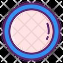 Circle Round Shape Icon
