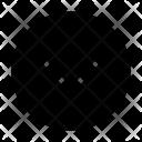 Circle Arrow Down Icon