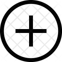 Circle Add Icon