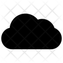 Circle Cloud Computing Icon