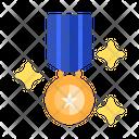 Circle Badge Medal Badge Icon