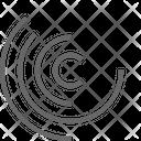 Circle Chart Graph Icon