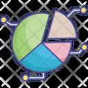 Analysis Analytics Circle Chart Icon