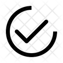 Circle checkbox Icon