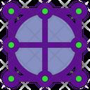 Circle Draw Icon