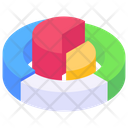 Pie Chart Statistical Graphic Circle Graph Icon