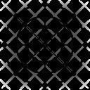 Circle grid Icon