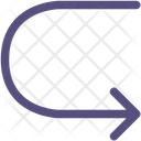 Circle Left Rotate Icon