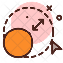 Circle Scale Icon