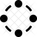 Circles Circle Pattern Icon