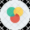 Overlap Design Overlay Icon
