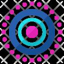 Circles Shape Icon