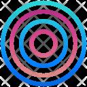 Circles Logogram Shape Icon