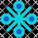 Circles Eleven Symbol Icon