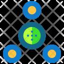 Circles Symbols One Icon