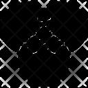 Circles Intersection Cmyk Interlocking Circles Icon