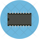Circuit Integrated Chip Icon
