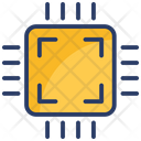 Circuit Logic Abstract Icon