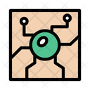 Chip Circuit Computer Icon