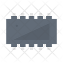 Circuit Capacitor Science Icon