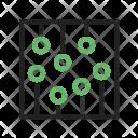 Circuit Chip Hardware Icon