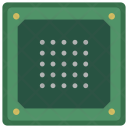 Backside Components Hardware Icon