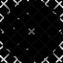 Blade Carpenter Circular Icon