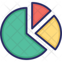 Circular Chart Diagram Pie Chart Icon