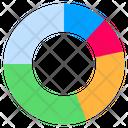 Circular Chart Circular Charts Chart Icon