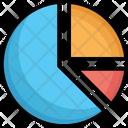 Circular Chart Diagram Graph Icon