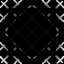 Circular frame Icon