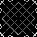 Circular Point Icon