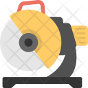 Circular Saw Handheld Icon